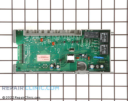 Main Control Board W10084141       Main Product View