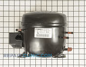 Compressor - Part # 1373206 Mfg Part # W10139460