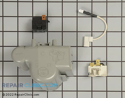 Relay and Overload Kit (OEM)  12002794, 1378508