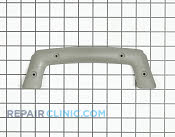 Handle,back ,upper rack - Part # 1378804 Mfg Part # 154629601