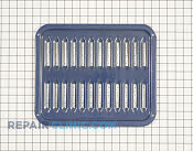 Broiler Pan Insert - Part # 1379599 Mfg Part # 316082001