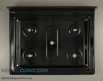 Metal Cooktop 316411243 Main Product View