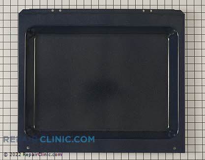 Oven Bottom Panel (OEM)  316505601