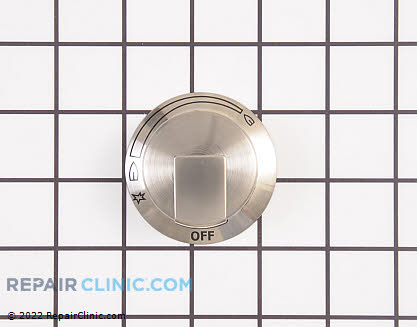 Electrolux Burner Control Knob
