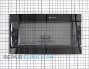 Microwave Oven Door - Part # 1380951 Mfg Part # 5304463107