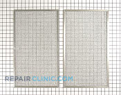 Grease Filter - Part # 1388871 Mfg Part # S99010301