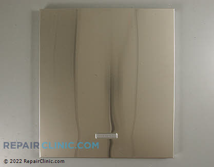 Outer Door Panel W10349340 Main Product View