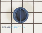 Rinse Aid Dispenser Cap - Part # 1388848 Mfg Part # W10077881