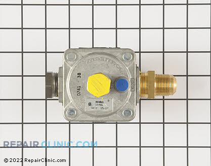 Pressure Regulator 100653 Main Product View