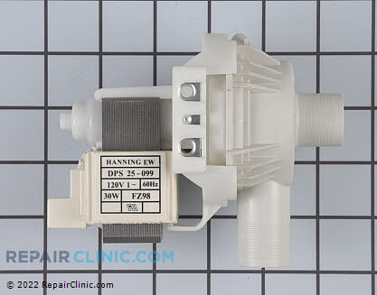 Drain Pump 72113 Main Product View