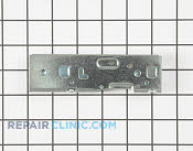 Hinge Receptacle  - Part # 1392575 Mfg Part # 72348