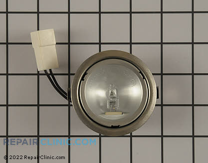 Range Vent Hood Light Assemblies