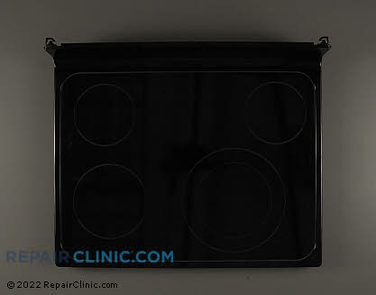 Ge Glass Rangetop