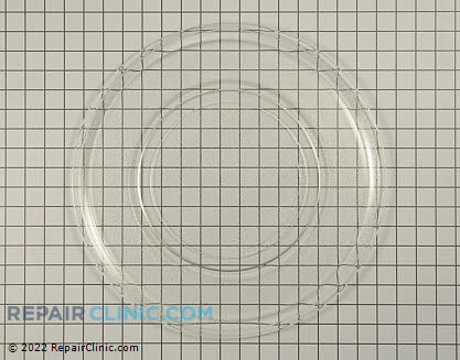 Glass Tray WB49X10189 Main Product View