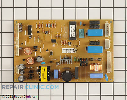 Main Control Board (OEM)  6871JB1423J - $64.95