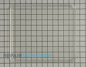 Glass Tray - Part # 1399462 Mfg Part # 30QBP0264