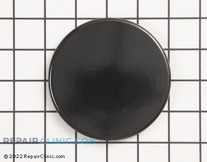 Surface Burner Cap W10154101 Main Product View
