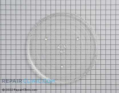 Glass Tray (OEM)  W10132127, 1399610