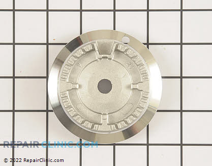 Surface Burner Base (OEM)  8286814 - $42.00