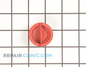 Rinse Aid Dispenser Cap - Part # 1446948 Mfg Part # W10082857