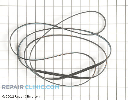 Drive Belt W10112954 Main Product View