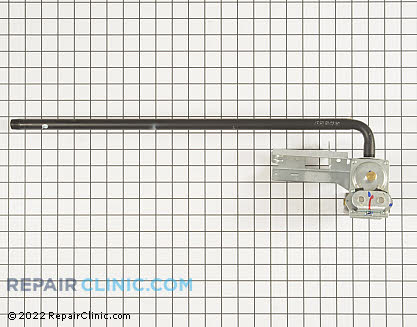 Gas Valve Assembly (OEM)  W10118347