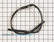 Gasket, console - Part # 1447501 Mfg Part # W10110246