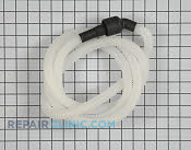 Hose-drain - Part # 1449723 Mfg Part # W10130910
