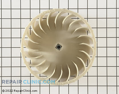Blower Wheel (OEM)  W10349492 - $42.80