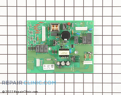 Main Control Board W10164420 Main Product View