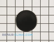 Surface Burner Cap - Part # 1464843 Mfg Part # 316527700