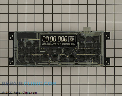 Frigidaire Range Control Board