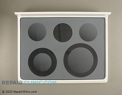 Glass Cooktop (OEM)  316531923