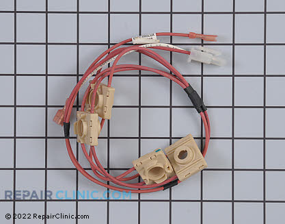 Spark Ignition Switch and Harness (OEM)  318232619 - $43.60