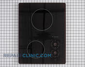 Glass Cooktop - Part # 1469129 Mfg Part # W10140986