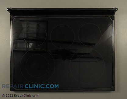 Glass Cooktop (OEM)  W10188468, 1469067