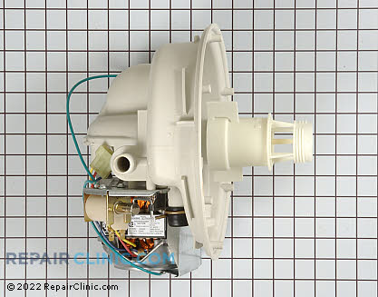 Crosley Pump and Motor Assembly
