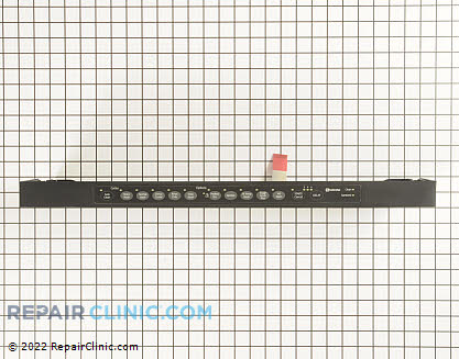 Touchpad and Control Panel (OEM)  6-919831