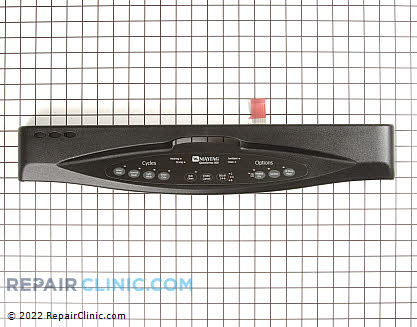 Touchpad and Control Panel (OEM)  6-919844