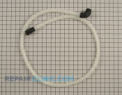 Drain Hose - Part # 2683802 Mfg Part # W10418848