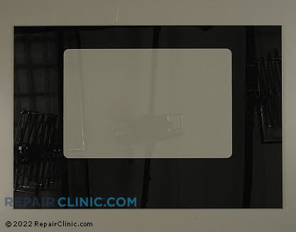 Outer Door Glass (OEM)  W10118455