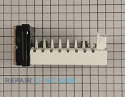 Ice Maker Assembly - Part # 1471732 Mfg Part # W10190981