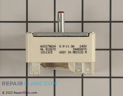 Surface Element Switch (OEM)  W10179654 - $49.75