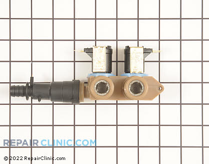 Water Inlet Valve (OEM)  W10175893 - $61.45