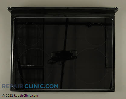 Amana Stove Glass Cooktop