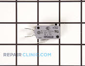 Micro Switch - Part # 1472224 Mfg Part # W10211972