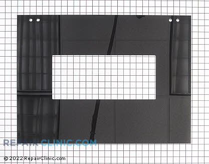 Outer Door Glass W10200754 Main Product View