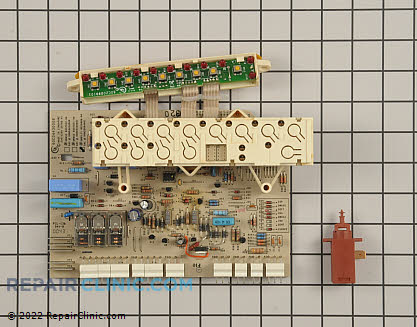 Board, dw-fi 8801203-R Main Product View