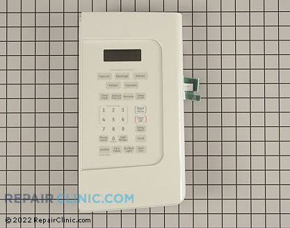 Touchpad and Control Panel (OEM)  WB56X10817