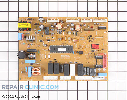 Main Control Board EBR58010501 Main Product View